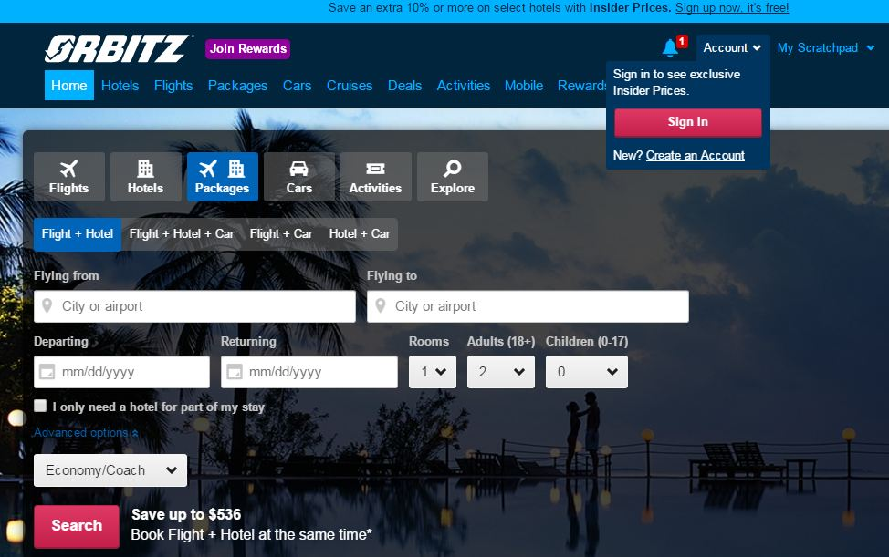 orbitz-top-10-most-popular-best-hotel-booking-websites