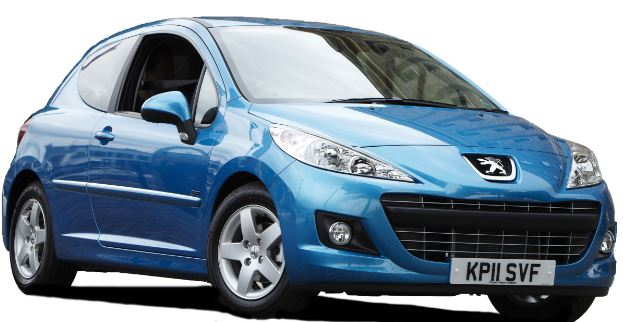 Peugeot 207 Top Popular Cheapest Cars for Young Drivers 2019