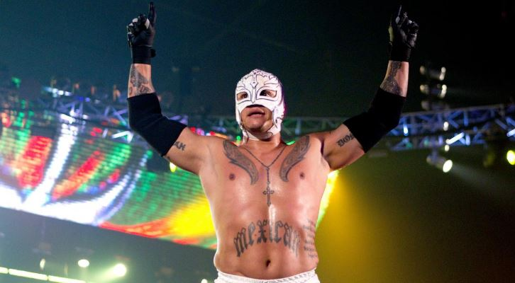 Rey Mysterio Top Popular highest paid wrestlers in The World 2019