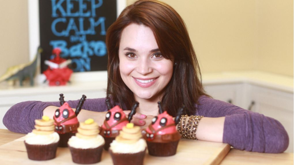 rosanna pansino, Top 10 Most Famous YouTube Stars in The World 2017