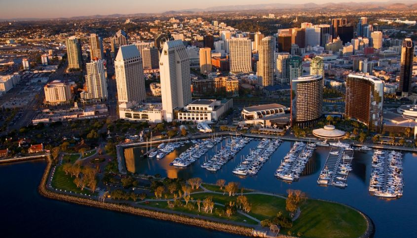 san diego california, Top 10 Most Popular Cities in The USA 2017a