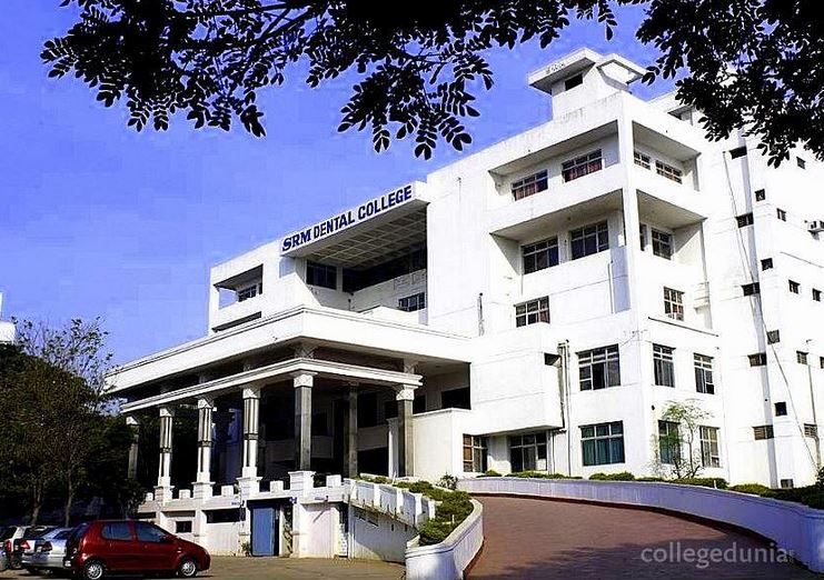 SRM Dental College, Chennai, Top 10 Best Dental Colleges In India 2017