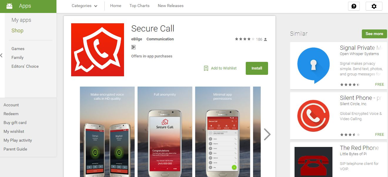 Secure Voip Calls Top Most Popular Expensive Apps 2018