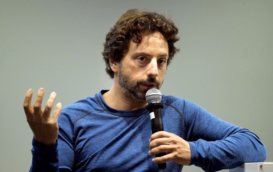 Sergey Brin Top 10 Richest US Citizens 2017