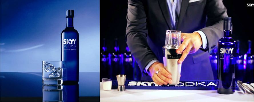 skyy, Top 10 Best Selling Vodka Brands in The World 2017