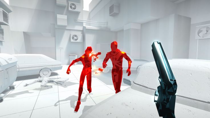 superhot, Top 10 Best Selling PS4 Games in The World 2017