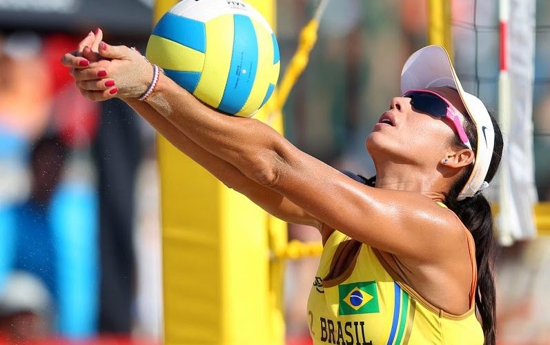Talita Antunes Da Rocha, Top 10 Most Beautiful Volleyball Players in The World 2017