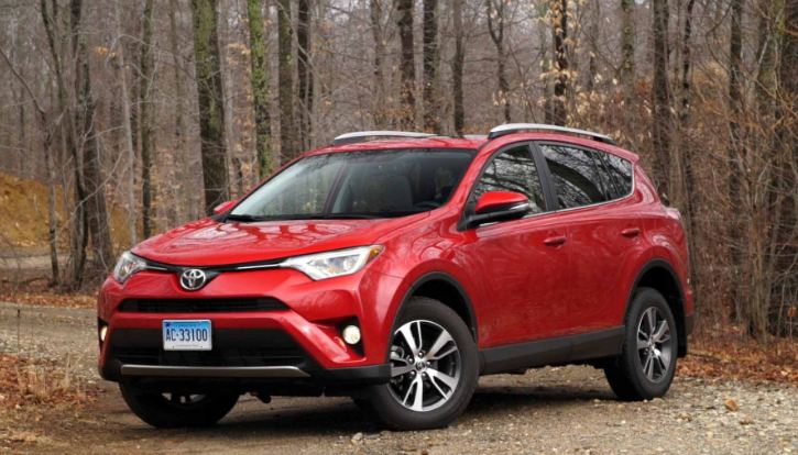 toyota rav4, Top 10 Cheapest Hybrid Cars in The World 2017