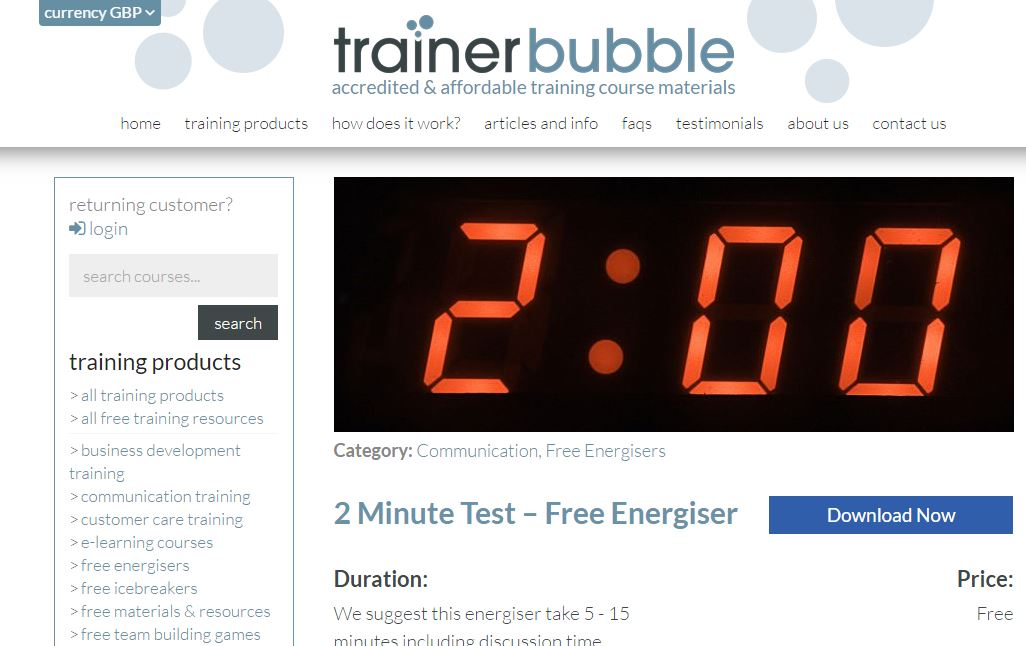 two-minute-test