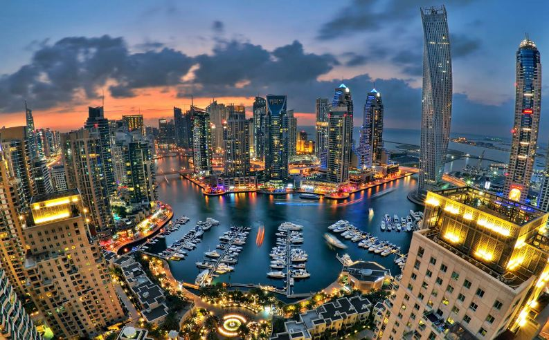 united arab emirates, Top 10 Richest Asian countries 2017