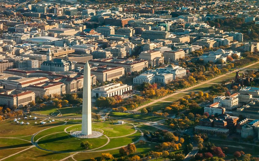 washington dc, Top 10 Most Expensive Cities In The US 2017