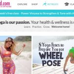 Top 10 Most Popular Best Yoga Websites 2017