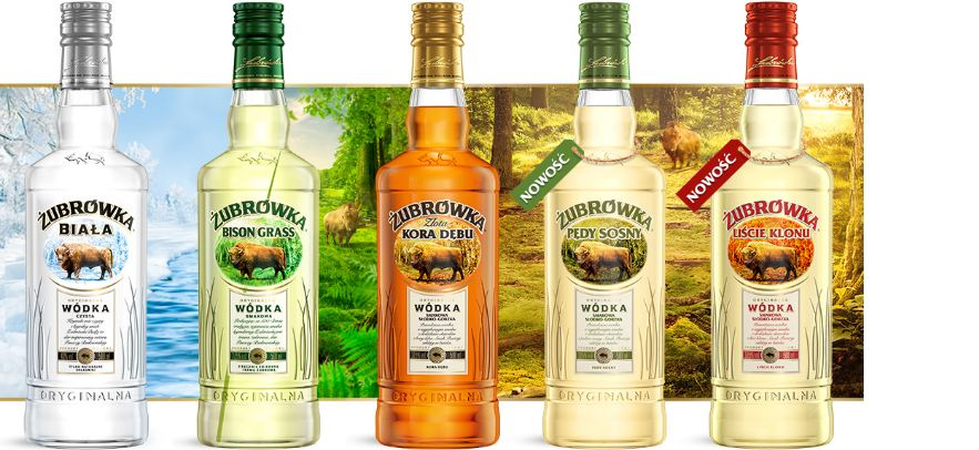 zubrowka-best-selling-vodka-brands-2017