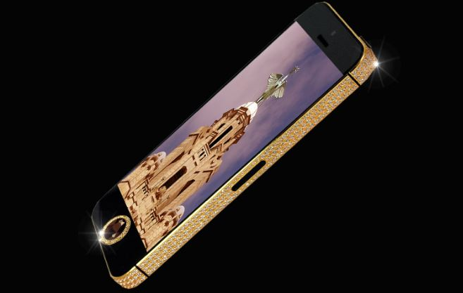 iPhone Black Diamond Edition Top Famous Expensive Items in The World 2019
