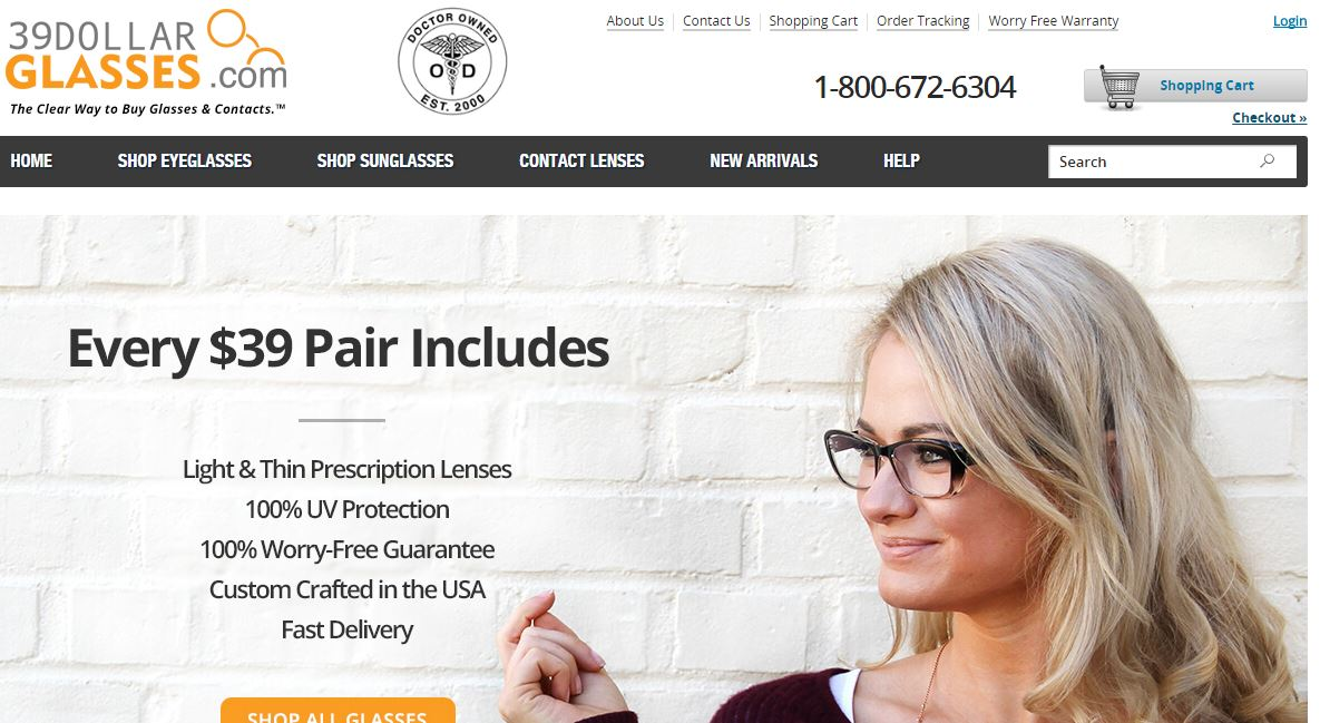 39 Dollar Glasses Top 10 Best Online Eyeglass Stores in The World 2017