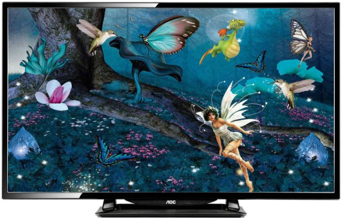AOC Top 10 Best Selling HDTV Brands in The World 2017