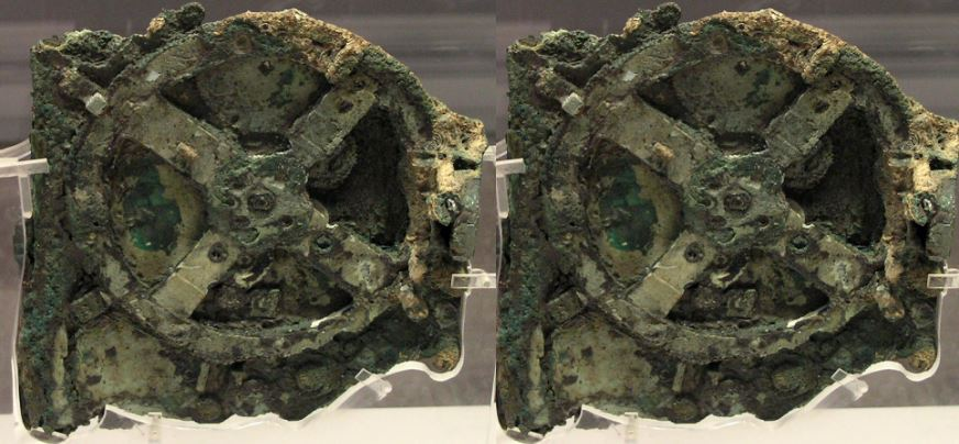 Antikythera Mechanism Top 10 Lost Technologies Ever in The World 2017