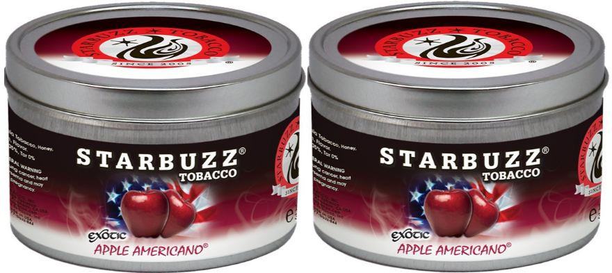 Apple Americano Top Most Hookah Flavors 2017