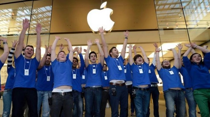 apple-top-10-best-employers-in-the-world-2017