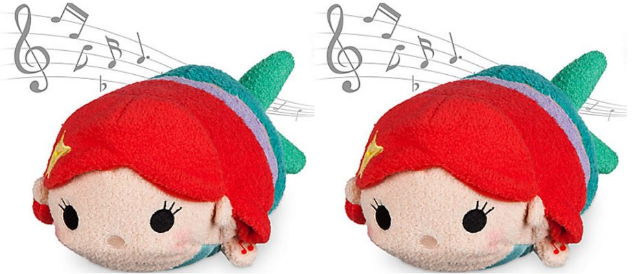 Ariel Musical Plush Toy Top 10 Best Disney Soft Toys 2017