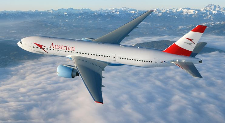 Austrian Top Popular Favourite European Airlines 2018