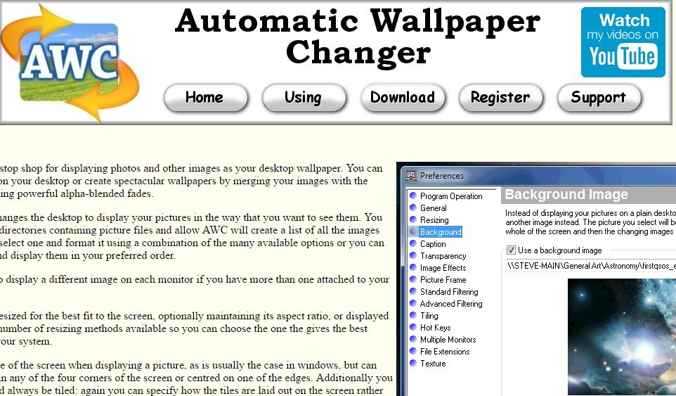 automatic-wallpaper-changers