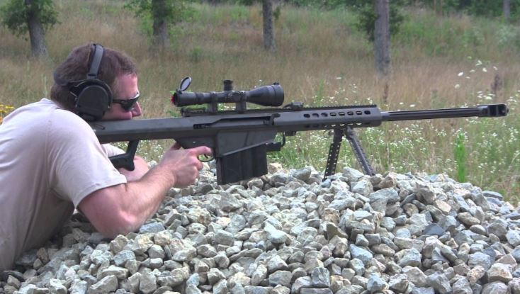 Top 10 Best Military Sniper Rifles Of All Time Until 2019 Trending
