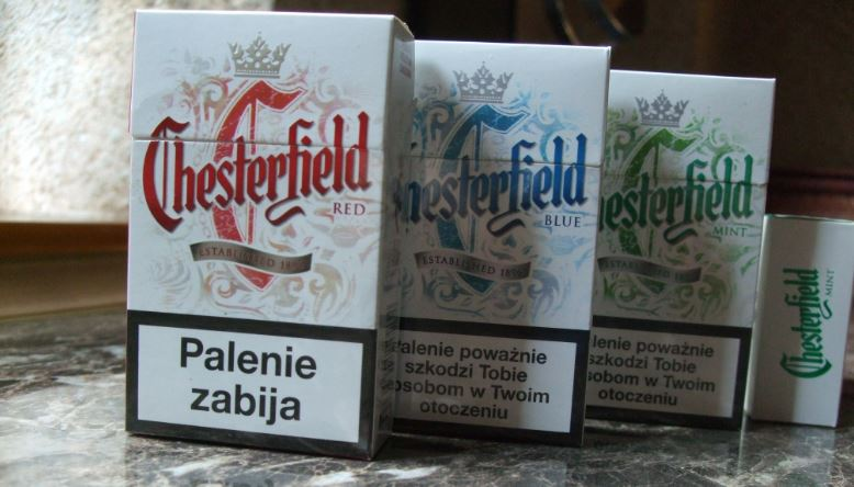 Chesterfield Top Best Cigarette Brands in The World 2017