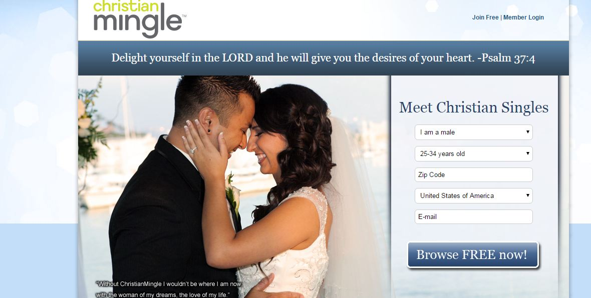 Serious christian dating sites