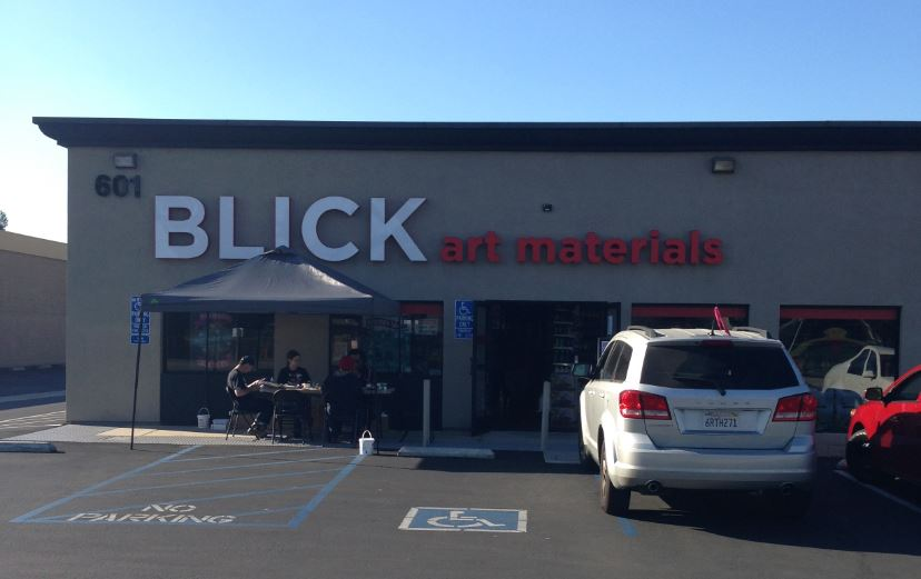 Dick Blick's Art Supply Top Most Popular Craft Stores in The World 2018