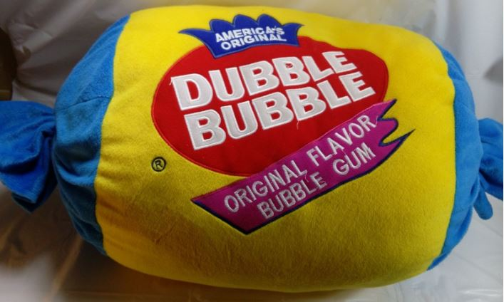 Dubble Bubble Top Best Chewing Gum Brands in World 2017