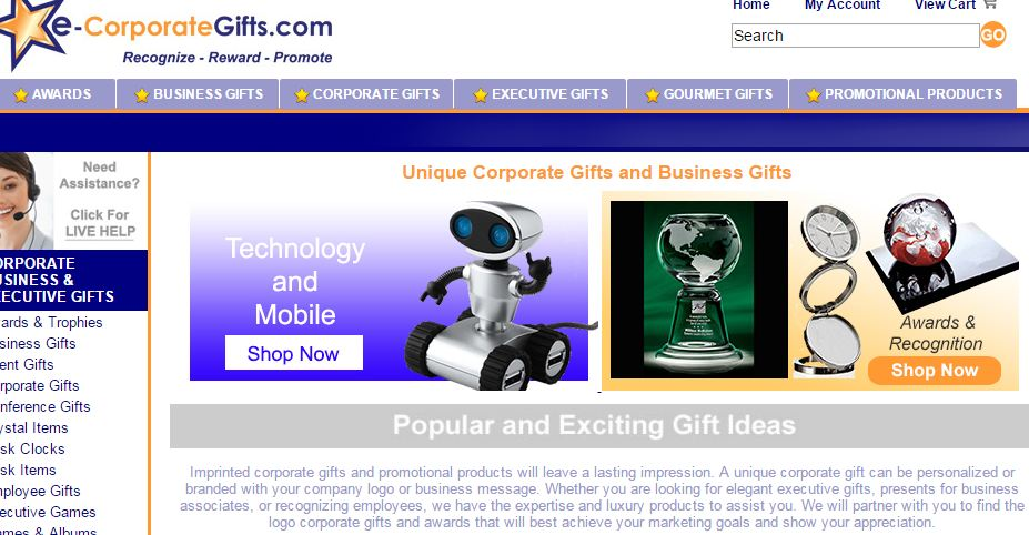 E-CorporateGifts Top Most Popular Promotional Gift Item Suppliers in The World 2018