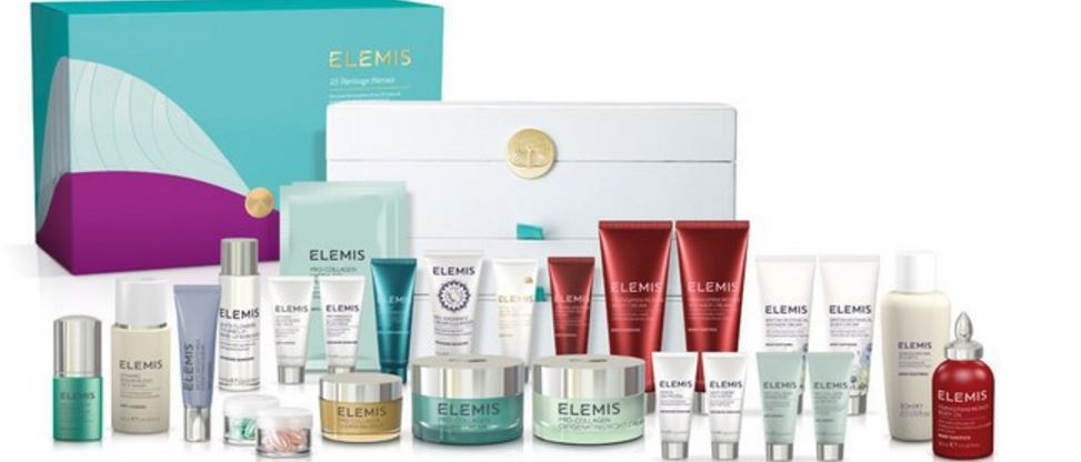 ELEMIS 25 Heritage Heroes Kit Top Most Popular Things to Gift Your Friend 2018