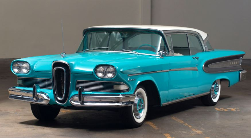 edsel-top-popular-failed-brands-of-all-time-2019