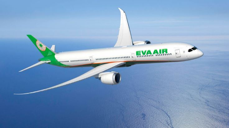 Eva Air Top Most Popular Asian Airlines 2018