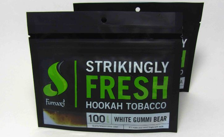 fumari-red-gummi-bear-top-most-popular-hookah-flavors-2019