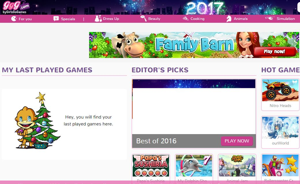 girlsgogames-top-best-kids-websites-2019