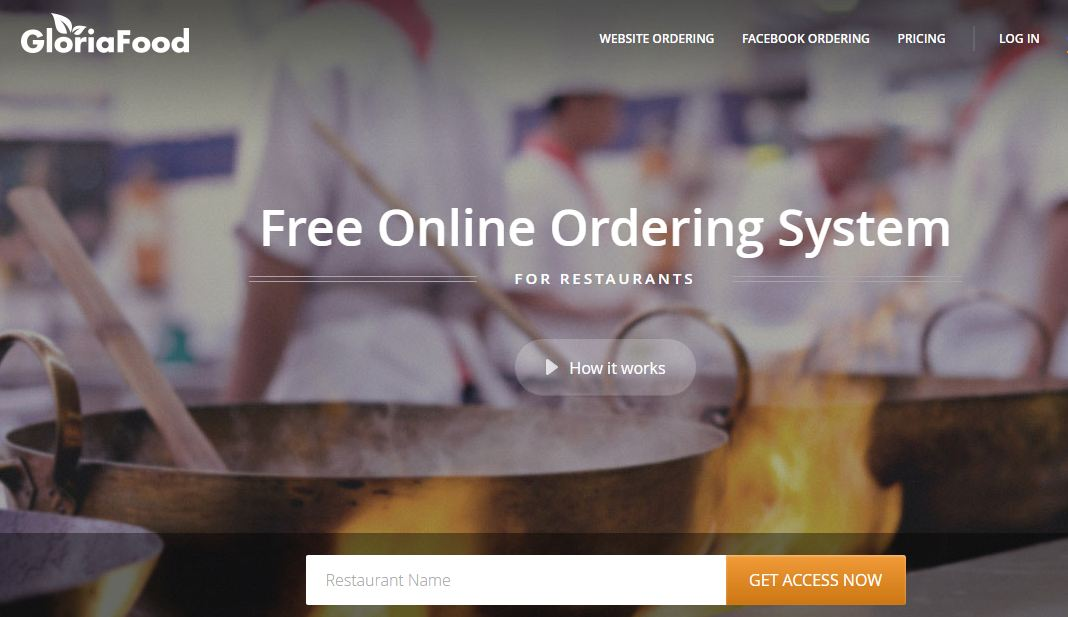 GloriaFood Top Popular Online Food Ordering Systems 2018