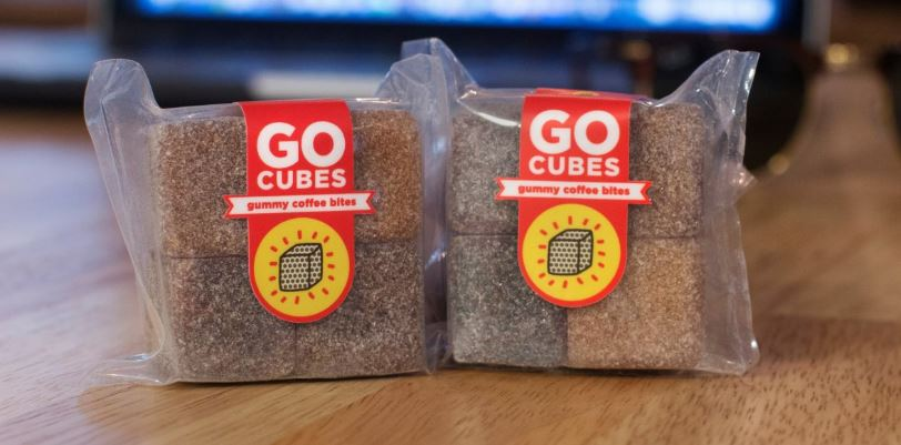 Go Cubes Chewable Coffee Top Famous Things to Gift Your Friend 2019