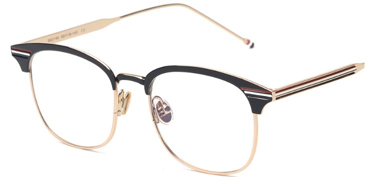 gold-metal-frame-glasses-top-famous-spectacle-frame-colors-2019