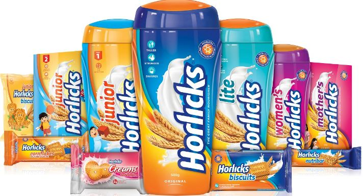 Horlicks Top Famous And Largest Indian Brands 2019