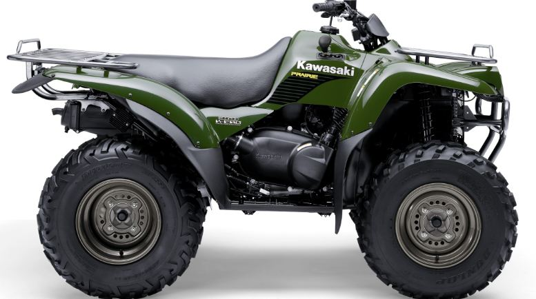 Kawasaki Top Most Popular ATV Companies in The World 2018