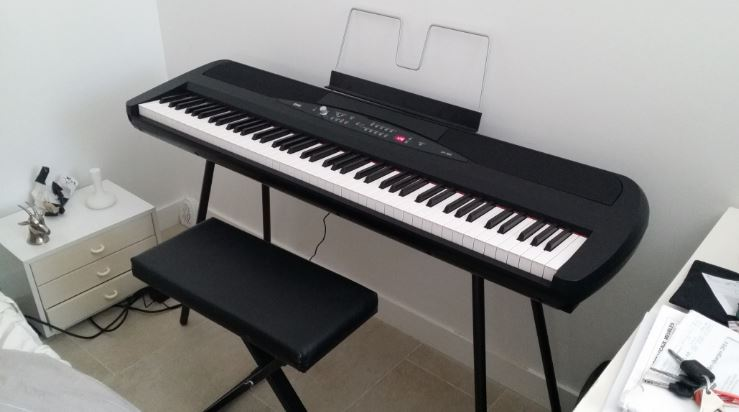 Korg SP-280 Top Famous Piano Models 2019