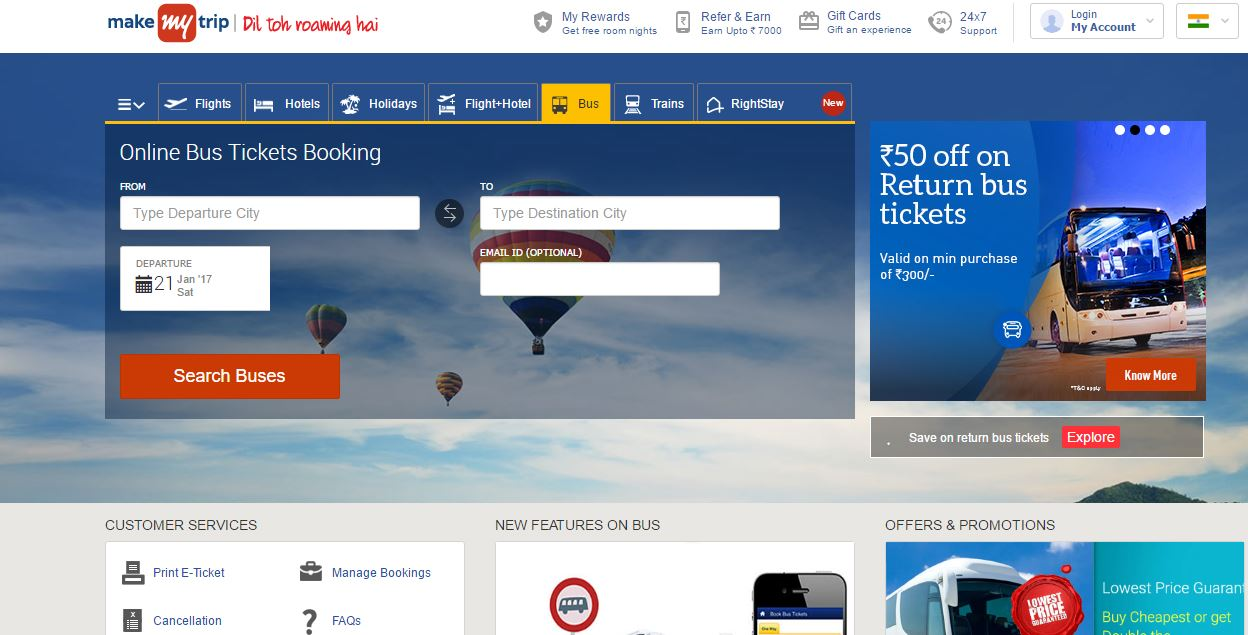 makemytrip-top-popular-online-bus-ticket-booking-websites-in-india-2019