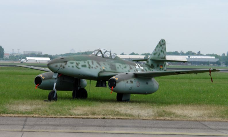 Messerschmitt 262 Top Famous Air Planes Ever Made 2019