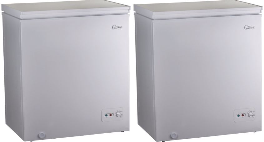 midea currently produces upright freezers and chest freezers so no matter what type of freezer you need they have created one for you they produce a small - Small Upright Freezer