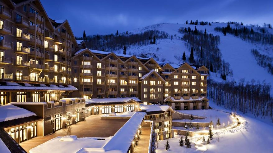 Montage Deer Valley, Park City, Utah Top 10 Most kids Friendly Hotels in The World