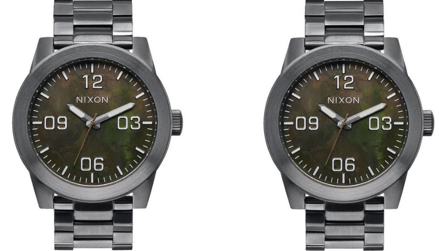 nixon-gun-rose-corporal-ss-watch-top-popular-nixon-watches-of-all-time-2019