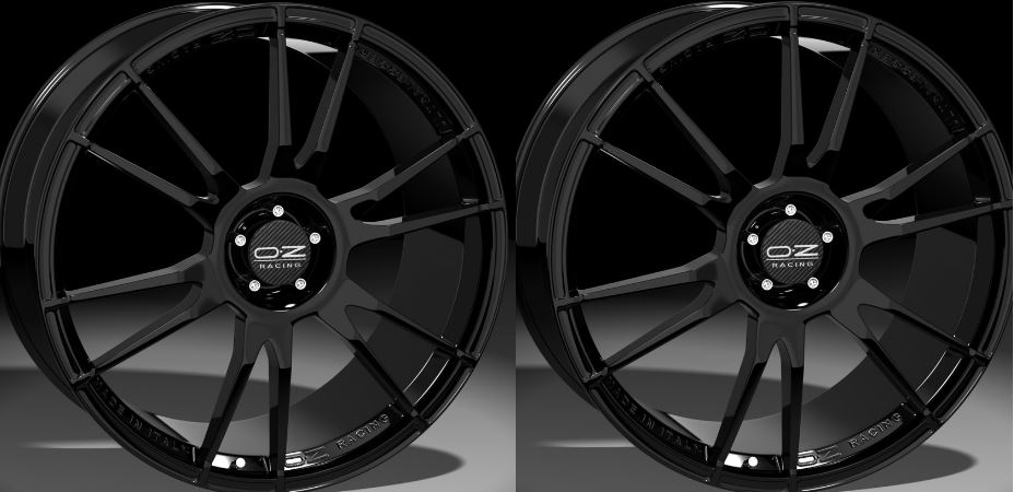 O.Z. Top Popular Rims Brands 2019