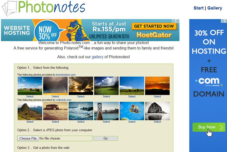 PhotoNotes Top 10 Most Popular Best Photography Websites